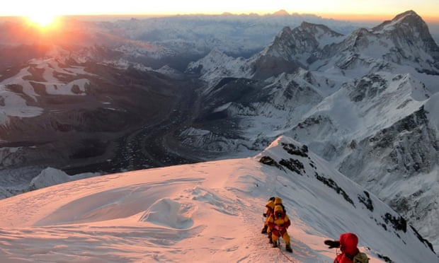 The man who survived Mount Everest's deadliest day. Then went back