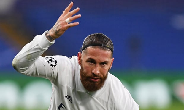 Spain leave Sergio Ramos out of Euro 2020 squad and call up Aymeric Laporte